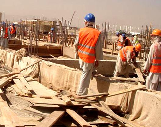 overseas construction worker insurance
